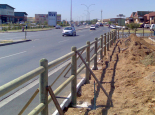 Post and Rail Socket fencing: installed or direct to the public