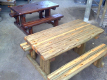 Kiddies Picnic Benches